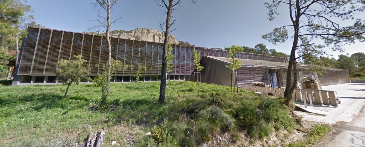 Matériau bois Montpellier - Domaine de l'hostus, maison en bois