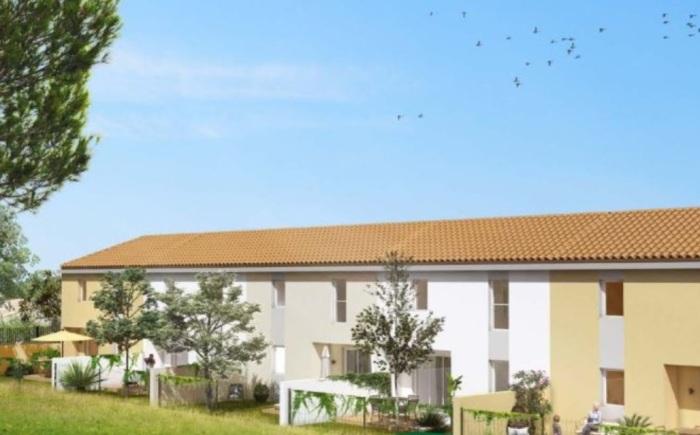 Maisons neuves Balaruc-les-Bains référence 5667 : aperçu n°2