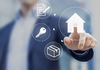 French Proptech – Concept du secteur immobilier digitalisé