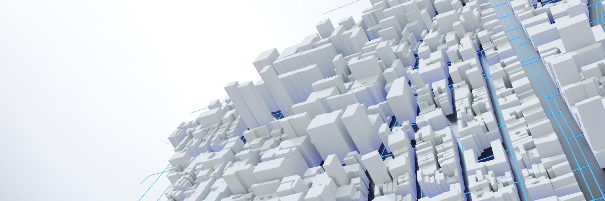 French Proptech – Conceptualisation 3D d'une ville