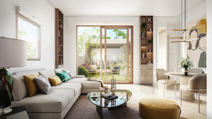Maisons neuves et appartements neufs Mauguio référence 5688 : aperçu n°1