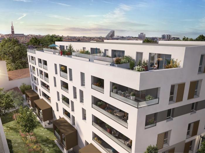 Appartements neufs Gambetta référence 5689 : aperçu n°0
