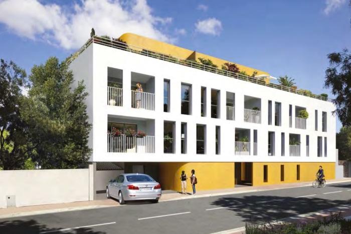 Appartements neufs Castelnau-le-Lez référence 5694 : aperçu n°0