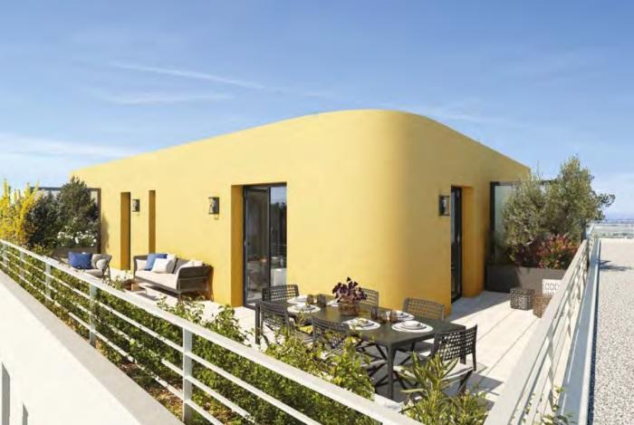 Appartements neufs Castelnau-le-Lez référence 5694 : aperçu n°3