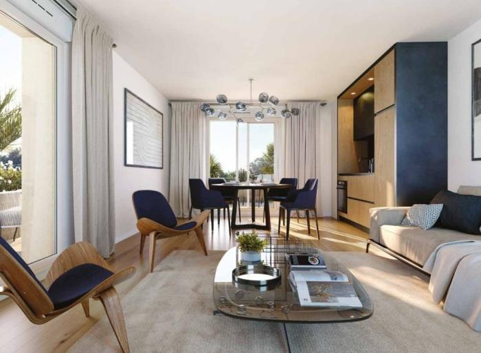 Appartements neufs Castelnau-le-Lez référence 5694 : aperçu n°1