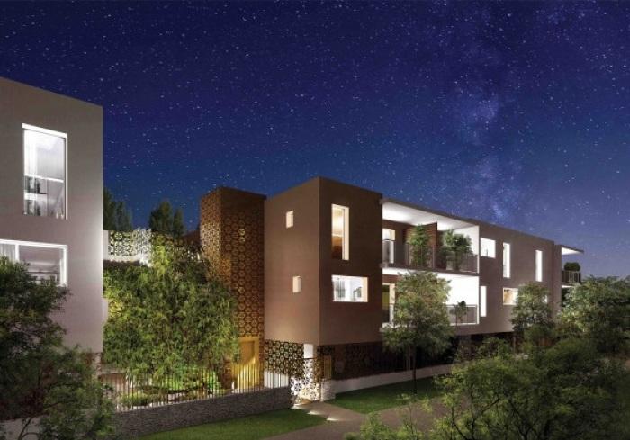 Appartements neufs Estanove référence 5722 : aperçu n°2