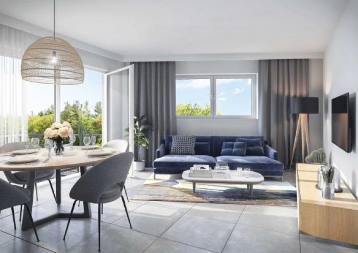 Appartements neufs Estanove référence 5722 : aperçu n°1
