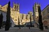 La cathédrale Saint-Pierre à Montpellier