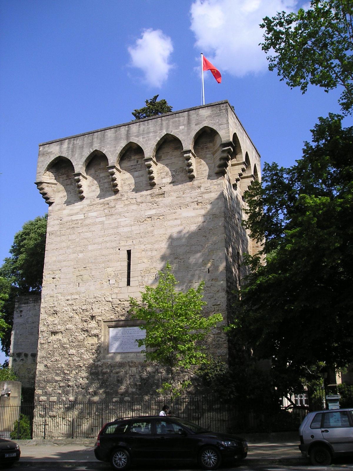 Urbanisme et architecture à Montpellier - Tour des Pins à Montpellier