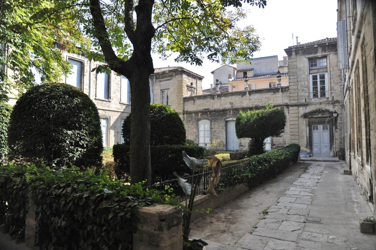 Urbanisme et architecture à Montpellier - Hôtel des Trésoriers de la Bourse à Montpellier