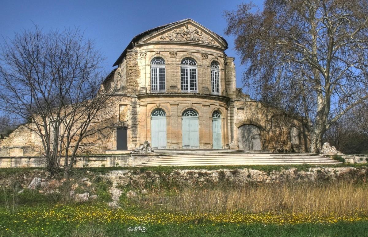 Urbanisme et architecture à Montpellier - Château de la Mosson