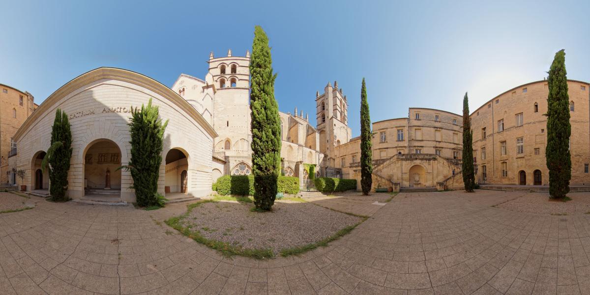 Architecture et urbanisme à Montpellier - La faculté de Médecine