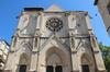 Urbanisme et architecture à Montpellier - L'église Saint-Roch