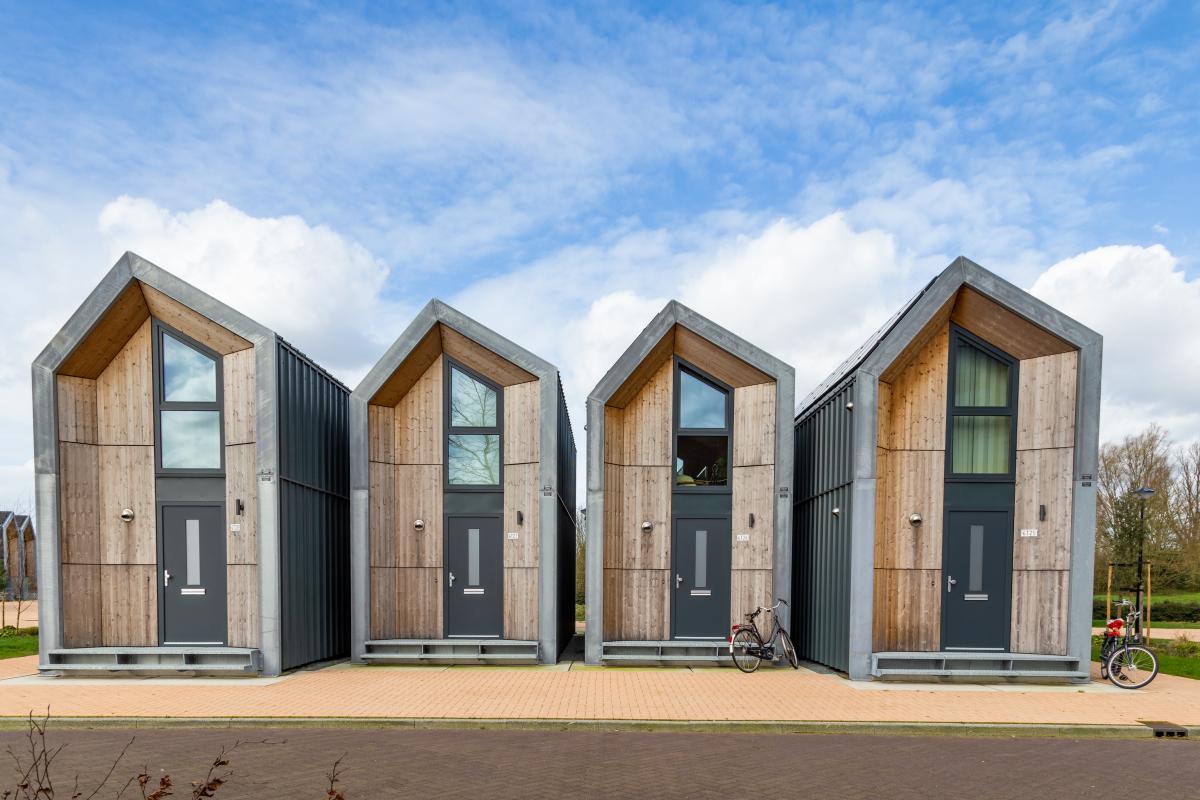 Logement atypique éco-friendly-Tiny House