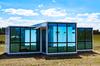 Maison container-logement atypique