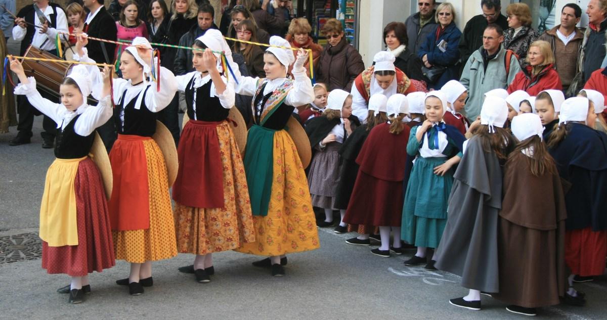 Culture montpelliéraine - folklore provençal