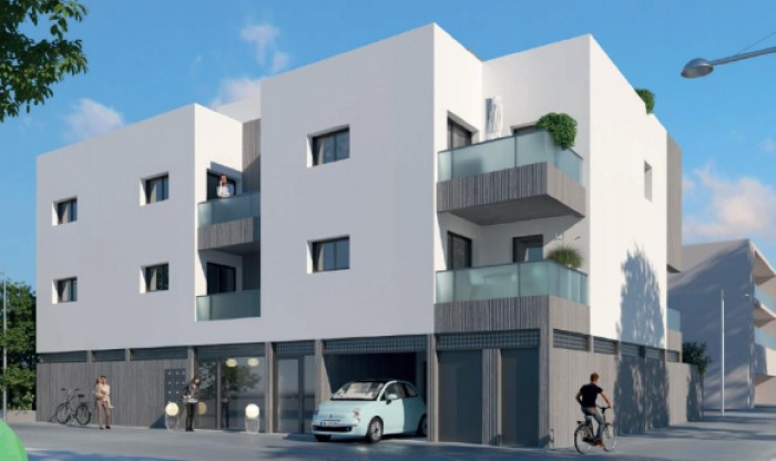 Appartements neufs Castelnau-le-Lez référence 5738 : aperçu n°0