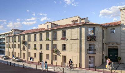Appartements neufs Centre Historique référence 5741