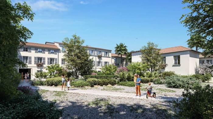 Appartements neufs Centre Historique référence 5741 : aperçu n°2