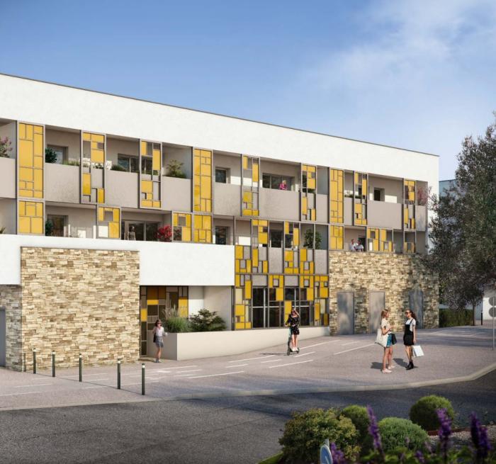 Appartements neufs Castelnau-le-Lez référence 5810 : aperçu n°0