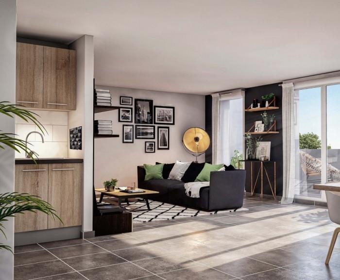 Appartements neufs Castelnau-le-Lez référence 5810 : aperçu n°1