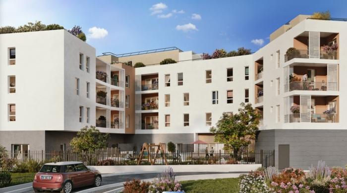 Appartements neufs Castelnau-le-Lez référence 5829 : aperçu n°0