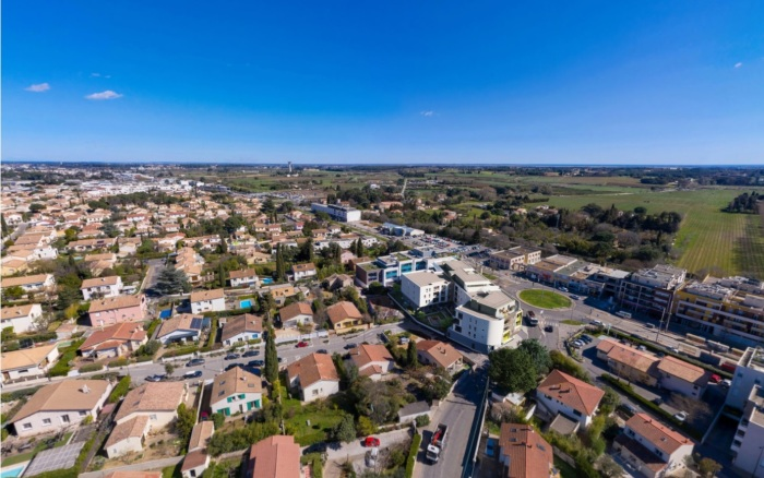 Appartements neufs Castelnau-le-Lez référence 5829 : aperçu n°3