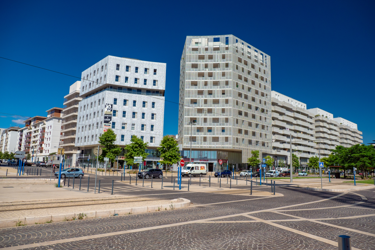 zone anru montpellier - des programmes neufs au sud de Montpellier