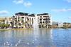 îlot de chaleur urbain à Montpellier – Des immeubles neufs sur les rives du Lez