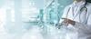 îlot de chaleur urbain à Montpellier – Concept de méedecin regardant le dossier numérique de son patient