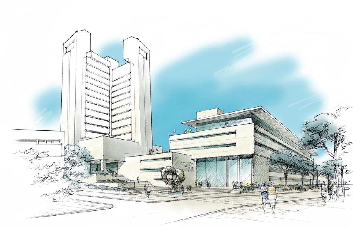 Fab City – croquis d'un projet urbanistique