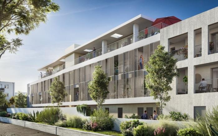 Appartements neufs Castelnau-le-Lez référence 5972 : aperçu n°0