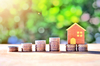 Investissement immobilier à Montpellier - Succession croissante de tas de pièces avec une maison posée sur les deux dernières