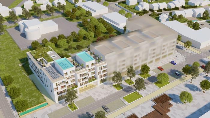 Appartements neufs Mauguio référence 5977 : aperçu n°2